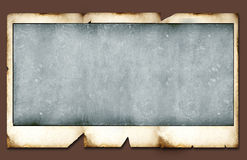 Grunge Border For Background Stock Photo