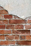 Grunge brick background Royalty Free Stock Photography