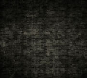 Grunge brick wall. Brick wall with a grunge style effect Royalty Free Stock Images