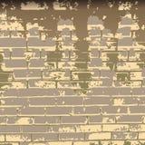 Grunge_brick_wall απεικόνιση αποθεμάτων