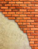 Grunge brick wall background Stock Image