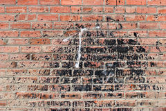 Grunge brick wall background Royalty Free Stock Images