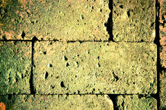 Grunge brick wall background Royalty Free Stock Photos