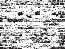 Grunge brick wall background Stock Image