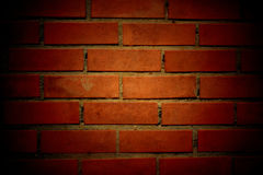 Grunge brick wall background Stock Images