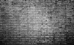 Grunge brick wall background. Royalty Free Stock Photo