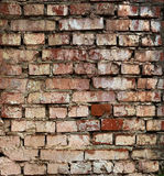 Grunge brick wall background or texture Stock Photo