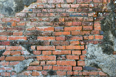 Grunge Brick Wall Royalty Free Stock Photography