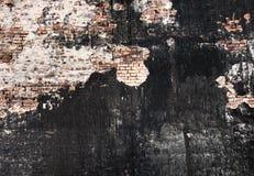 Grunge brick wall texture Stock Photography