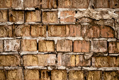 Grunge brick wall texture or background Royalty Free Stock Photo