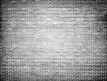 Grunge brick wall texture. Vector background Royalty Free Stock Image