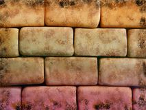 Grunge bricks Royalty Free Stock Photo