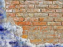 Grunge bricks Stock Photo