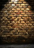 Grunge bricks wall Stock Photography