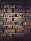 grunge bricks wall background Royalty Free Stock Images