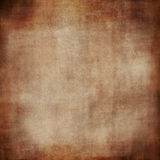 Grunge brown background royalty free illustration