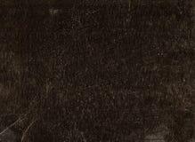 Grunge brown background. Dark brown grunge background. chalk board background Stock Photography