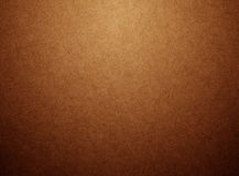 Grunge brown background with space for text Stock Photography