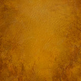 Grunge brown leather background Royalty Free Stock Image