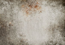 Grunge Brown Wall Stock Photo