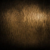 Grunge brown wood. With dark edge stock illustration