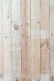 Grunge brown wood  wall background with knots and nail holes Stock Photo