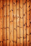 Grunge brown wooden plank Royalty Free Stock Images
