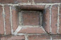 Grunge brudna stara ceglana kamienna ściana Zdjęcia Stock