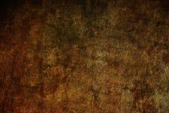 Grunge bruine achtergrond Royalty-vrije Stock Foto's