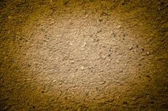 Grunge bruine textuur als achtergrond stock foto