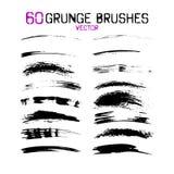 Grunge brush 1 Stock Photo