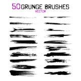 Grunge brush 2 Stock Photography