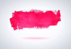 Grunge brush strokes. Stock Images