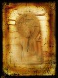Grunge Buddha Hintergrund Lizenzfreies Stockfoto