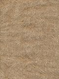 Grunge burlap sack Royalty Free Stock Photos