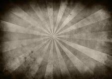 Grunge burst. Illustration of Vintage grunge star burst background royalty free illustration