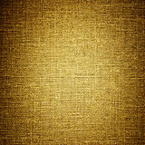 Grunge canvas. Grunge brown and cream textile canvas Stock Photography