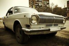 Grunge car Stock Images