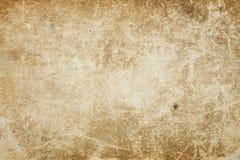 Grunge cardboard Stock Image
