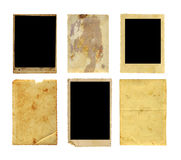 Grunge cardboard sheet of paper Royalty Free Stock Photo
