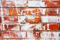 grunge ceglana ściana tła obrazy stock