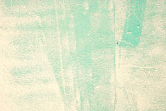 Grunge cement wall background. Green and white wall background Royalty Free Stock Images