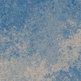 Grunge cement wall. Grunge blue cement wall background vector illustration