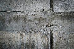 Grunge cementu ściany tło Obraz Royalty Free