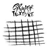 Grunge chalk distressed texture. Abstract striped grid background. Vector illustration. Grunge chalk distressed texture. Abstract striped grid background vector illustration