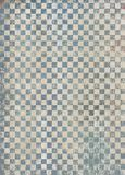 Grunge check pattern Stock Photography