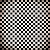 Grunge checker board Royalty Free Stock Photography