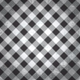 Grunge checkered background Stock Photos