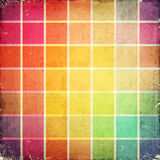 Grunge checkered background Royalty Free Stock Photo