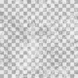 Grunge checkered seamless pattern Stock Image